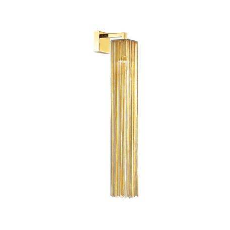 Бра Odeon Light Classic Luigi 4137/1W, 1xGU10x50W, золото, металл
