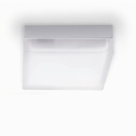 Светильник Ideal Lux Iris PL2 052427, 2xE14x40W, хром, металл, стекло - миниатюра 1