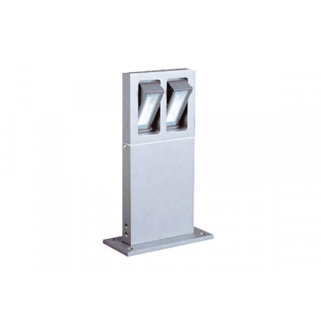 Садово-парковый светильник с регулировкой направления света Donolux DL18379/21WW-30 Alu, IP54
