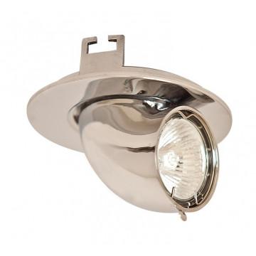 Встраиваемый светильник с регулировкой направления света Donolux A1602-CH