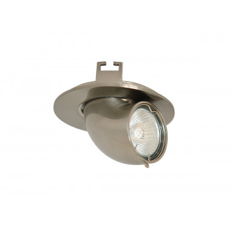 Встраиваемый светильник с регулировкой направления света Donolux A1602-GAB