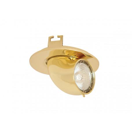 Встраиваемый светильник с регулировкой направления света Donolux A1602-KG