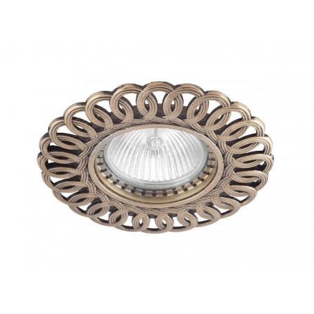 Встраиваемый светильник Donolux N1555-Old Gold