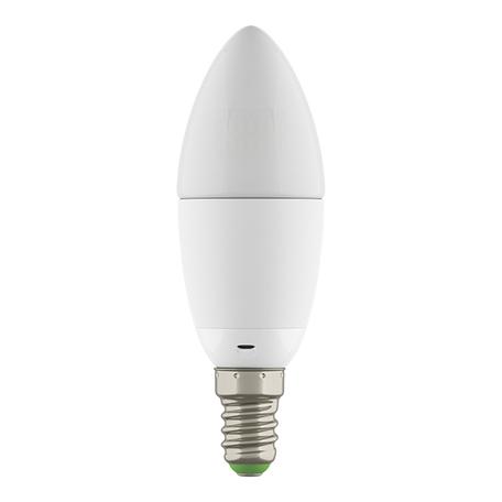 Светодиодная лампа Lightstar LED 931502 E14 6W, 2800K (теплый) 220V, диммируемая, гарантия 1 год