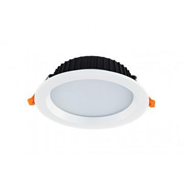 Встраиваемая светодиодная панель с пультом ДУ Donolux DL18891/15W White R Dim, IP44 3000-6000K