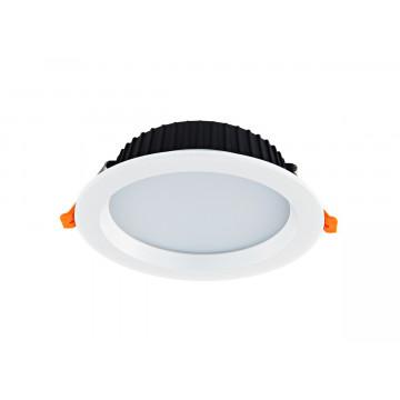 Светодиодная панель с пультом ДУ Donolux Ritm DL18891/15W White R Dim, IP44, LED 15W 3000-6000K 1400lm