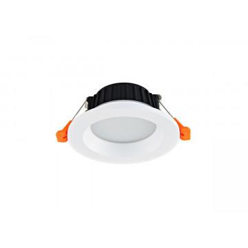 Светодиодная панель с пультом ДУ Donolux Ritm DL18891/7W White R Dim, IP44, LED 7W 3000-6000K 560lm