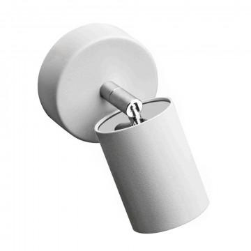 Настенный светильник с регулировкой направления света Nowodvorski Eye Spot 6014, 1xGU10x35W, белый, металл