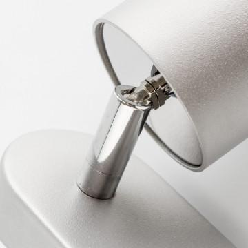 Настенный светильник Nowodvorski Eye Spot 6140, 2xGU10x35W, серебро, металл - миниатюра 3