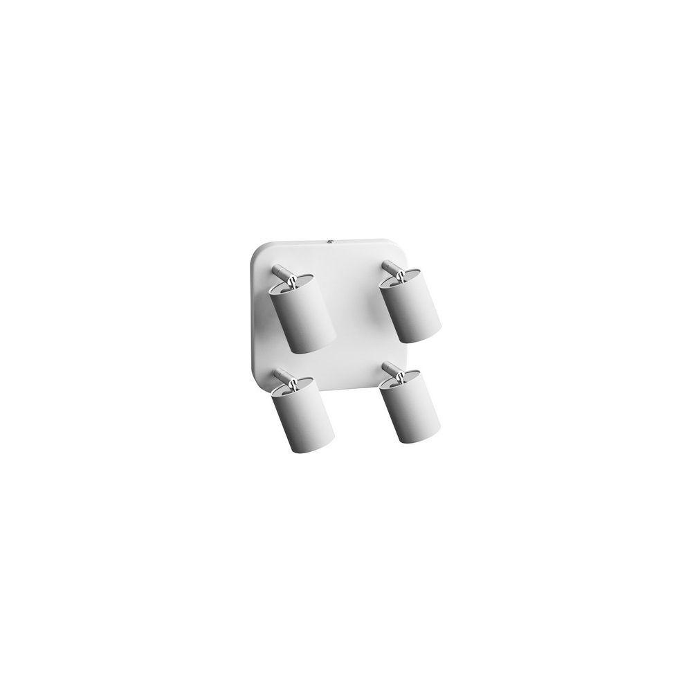 Потолочная люстра Nowodvorski Eye Spot 6017, 4xGU10x35W, белый, металл - фото 1