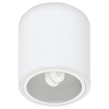 Потолочный светильник Nowodvorski Downlight 4865, 1xE27x25W, белый, металл