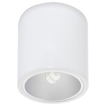 Потолочный светильник Nowodvorski Downlight 4866, 1xE27x30W, белый, металл