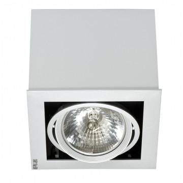 Потолочный светильник Nowodvorski Box Gray 5315