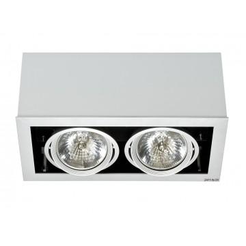 Потолочный светильник Nowodvorski Box Gray 5316