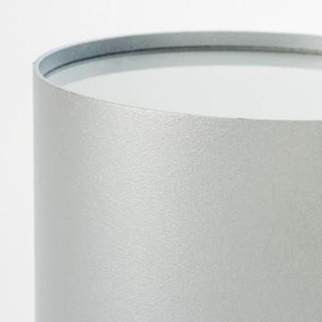 Потолочный светильник Nowodvorski Point Plexi 6527, 1xGU10x35W, белый, серебро, металл, пластик - миниатюра 2