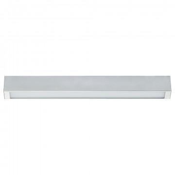 Потолочный светильник Nowodvorski Straight 9623, 1xG13T8x10W, серебро, металл, стекло