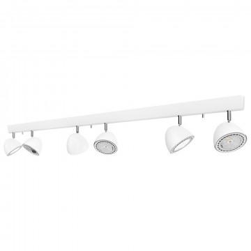 Потолочный светильник Nowodvorski Vespa 9595, 6xGU10x75W, белый, металл
