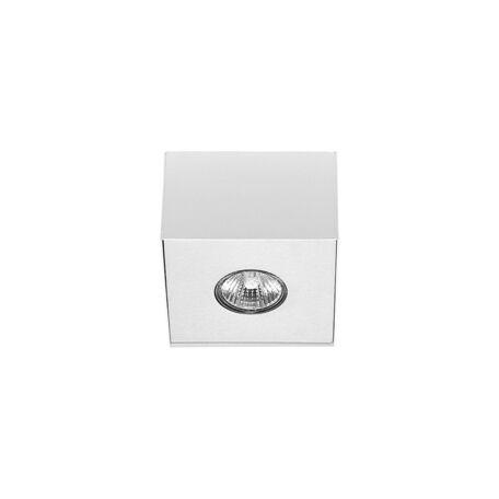 Потолочный светильник Nowodvorski Carson 5573, 1xGU10x50W, белый, металл
