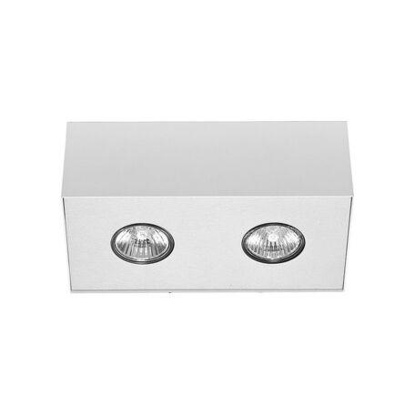 Потолочный светильник Nowodvorski Carson 5574, 2xGU10x50W, белый, металл