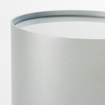Потолочный светильник Nowodvorski Point Plexi 6527, 1xGU10x35W, белый с серебром, металл, пластик - миниатюра 4