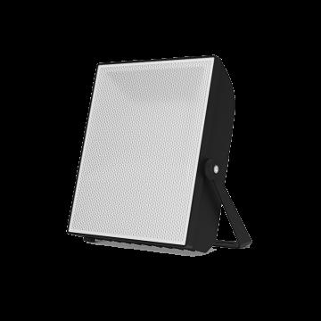 Светодиодный прожектор Gauss 687511100, IP65, LED 100W 6500K 10000lm, черный, белый, металл, пластик