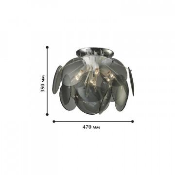 Схема с размерами Favourite 1310-7U