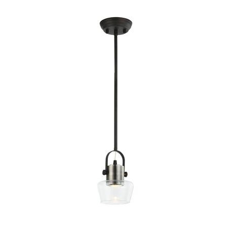 Потолочно-подвесной светильник с регулировкой направления света Favourite Becher 1913-1P, 1xGU10x35W