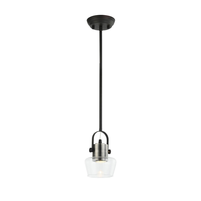 Потолочно-подвесной светильник с регулировкой направления света Favourite Becher 1913-1P, 1xGU10x35W - фото 1
