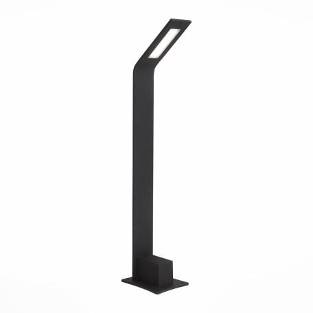 Садово-парковый светодиодный светильник ST Luce Ansa SL094.405.01, IP65, LED 4W 4000K, черный, металл