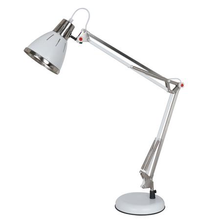Arte Lamp Creazione A2245LT-1WH, 1xE27x40W, хром, белый