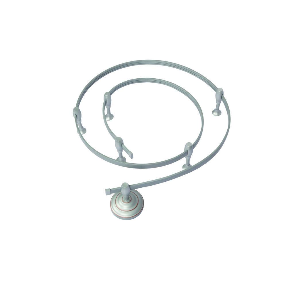 Гибкий токопровод Arte Lamp Instyle A530027, серебро, металл - фото 1