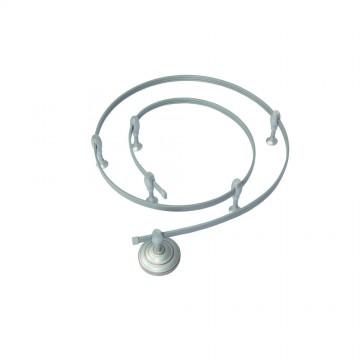 Гибкий токопровод Arte Lamp Instyle A530027, серебро, металл