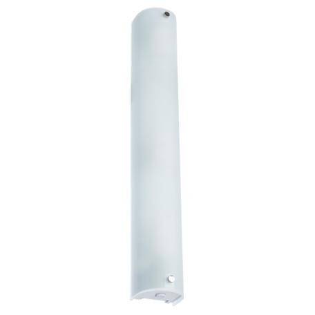 Настенный светильник Arte Lamp Tratto A4101AP-3WH, 3xE14x40W, белый, металл, стекло