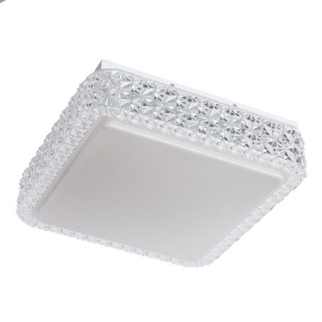 Потолочный светодиодный светильник Arte Lamp Celeste A1570PL-1CL 3000K (теплый), белый, прозрачный, металл, пластик