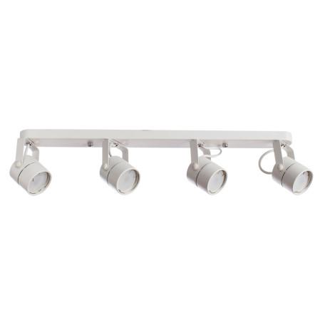 Потолочный светильник с регулировкой направления света Arte Lamp Lente A1310PL-4WH, 4xGU10x50W, белый, металл
