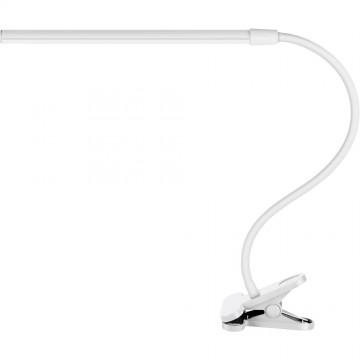 Светодиодный светильник на прищепке Arte Lamp Conference A1106LT-1WH, LED 5W 4000K (дневной) 250lm, белый, пластик, металл