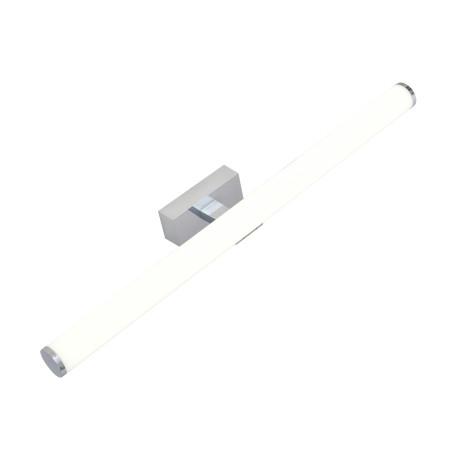Настенный светодиодный светильник для подсветки зеркал ST Luce Bacheta SL439.011.01, LED 18W 4000K 1500lm, хром, белый, металл, пластик