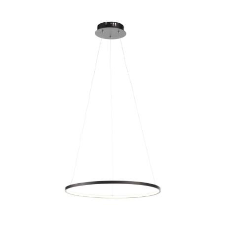 Подвесной светодиодный светильник ST Luce Erto SL904.403.01, LED 12W 4000K 936lm, черный, металл