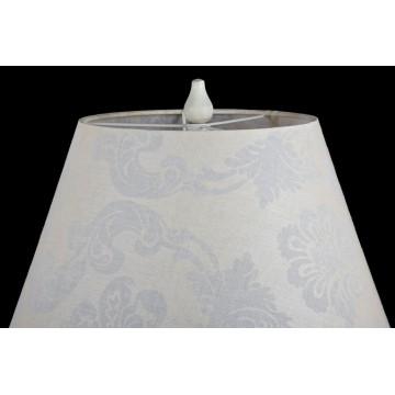 Торшер Maytoni Talia 1 ARM334-00-W, 1xE27x40W, белый, прозрачный, металл, текстиль, стекло - миниатюра 5