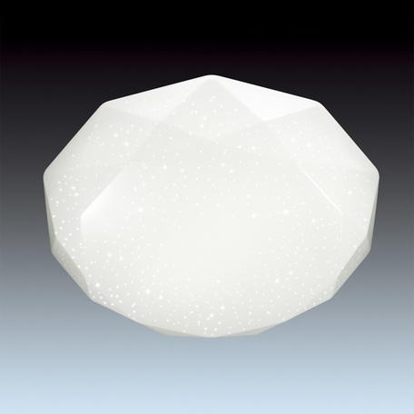 Потолочный светодиодный светильник Sonex Tora 2012/CL, IP43, LED 30W 4000K 3150lm, белый, металл, пластик