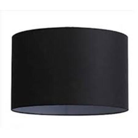 Абажур Newport Абажур к 6600 black, черный, текстиль