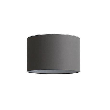Абажур Newport Абажур к 6600 grey, серый, текстиль