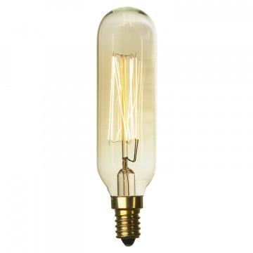 Лампа накаливания Lussole Loft Edisson GF-E-46 цилиндр E14 40W 220V, диммируемая