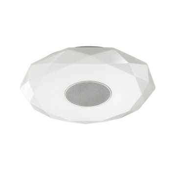 Потолочный светильник Sonex 4628/DL, белый, металл, пластик