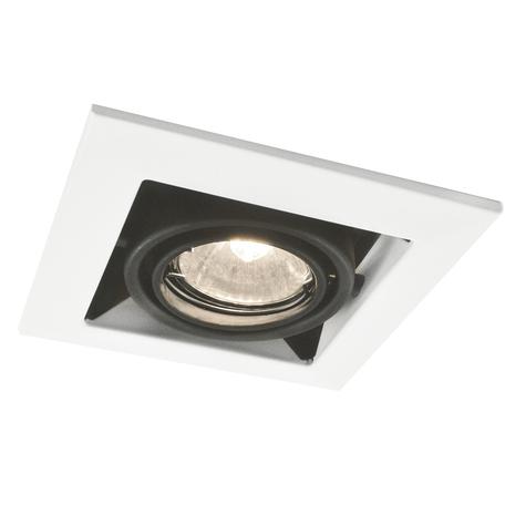 Светильник Arte Lamp Cardani Piccolo A5931PL-1WH, 1xGU10x50W