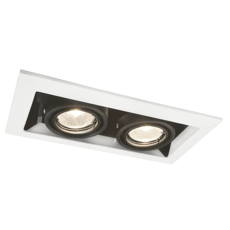 Светильник Arte Lamp Cardani Piccolo A5931PL-2WH, 2xGU10x50W
