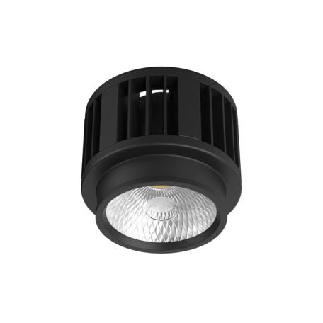 LED-модуль Denkirs DK3060 DK3070-BK, LED 10W, черный, металл