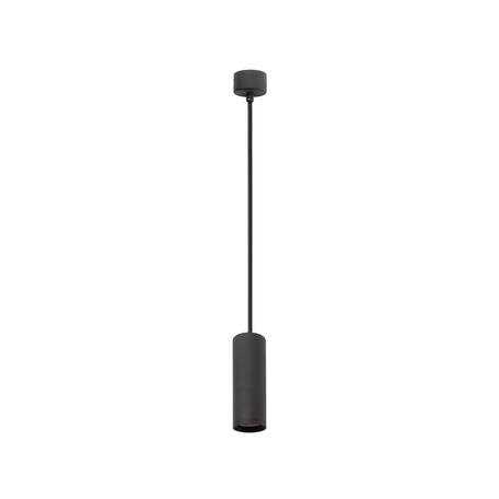 Подвесной светильник Denkirs DK2000 DK2055-BK, 1xGU10x50W, черный, металл