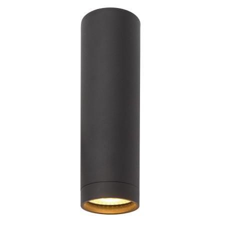 Потолочный светильник Denkirs DK2000 DK2052-BK, 1xGU10x50W, черный, металл