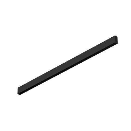 Шинопровод Denkirs Smart TR2001-BK, черный, металл